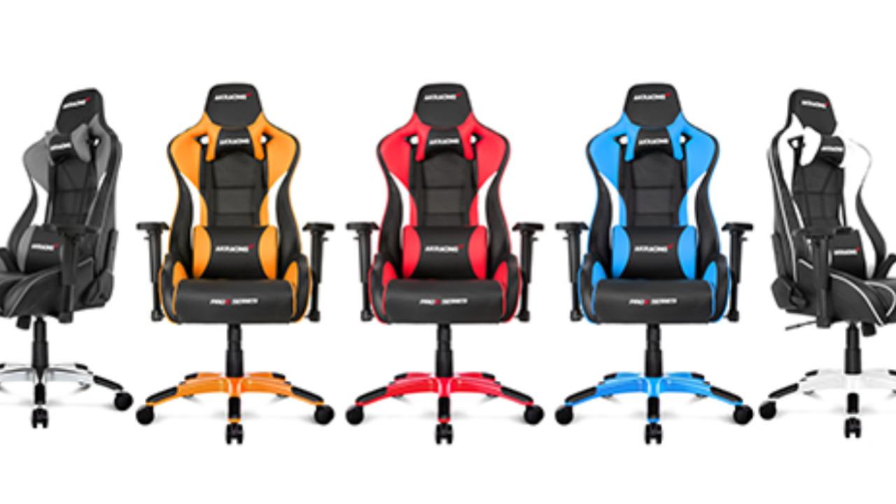 ゲーミングチェアおすすめ5選(Pro-X V2 Gaming Chair AKR-PRO-X/AKRacing)