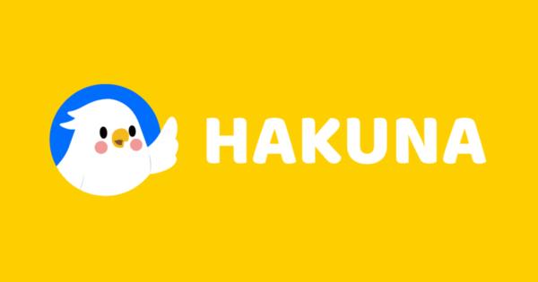 ハクナライブ