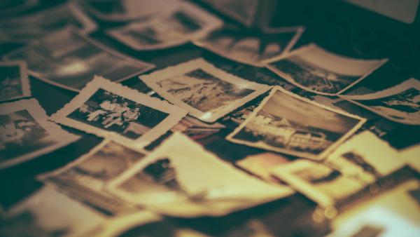 アルバム写真