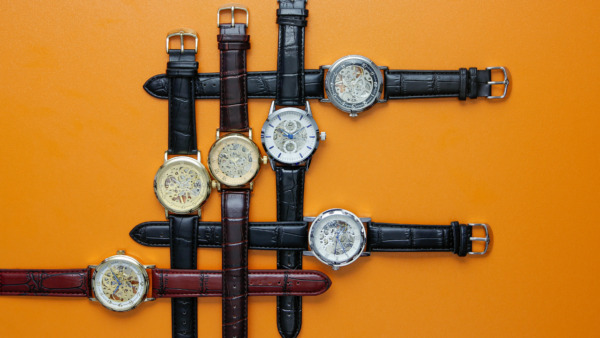 複数の腕時計