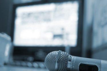 ASMR mic