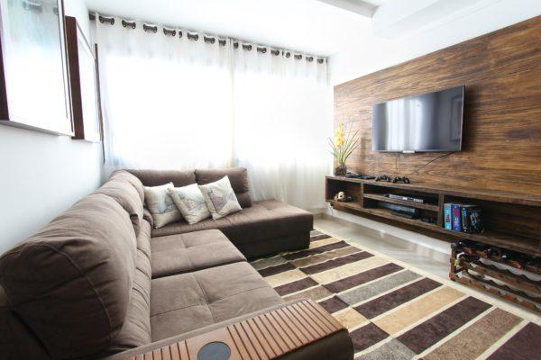 TVとソファー