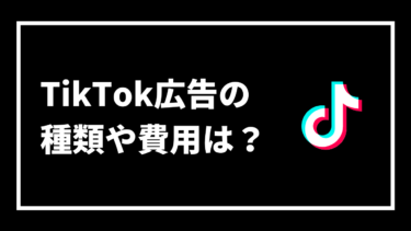 TikTokの広告は効果ある?種類や費用、料金などをご紹介!