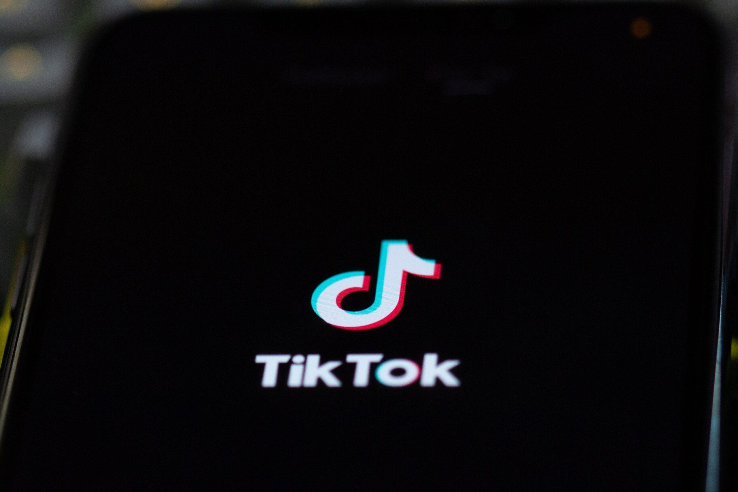 TikTokのマーク