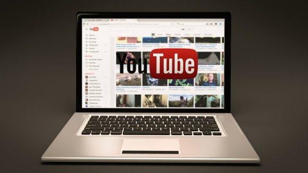 YouTube画面ロゴ