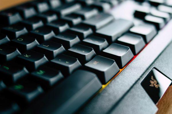 ゲーミングキーボード6