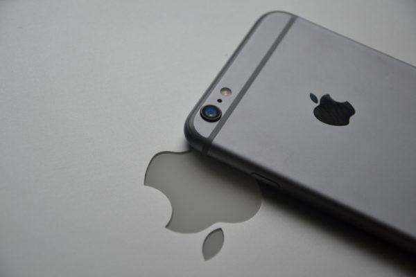 ImageofApplesmartphone
