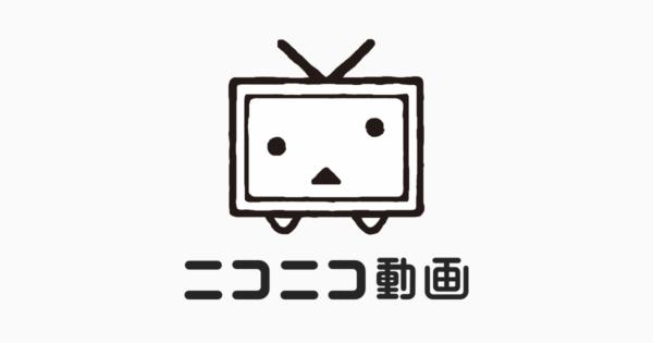 ニコニコ動画 ロゴ