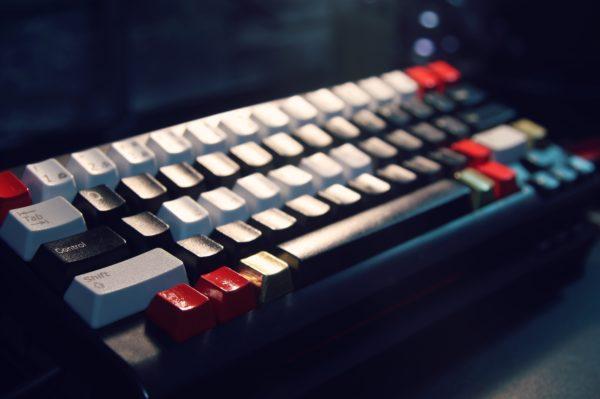 ゲーミングキーボード5